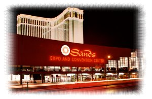 Sands Expo Convention Center, Las Vegas, NV